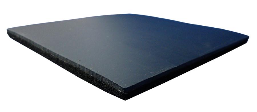 1 Lb Mass Loaded Vinyl Barrier Closed Cell Foam