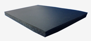 Open Cell Foam Mass Loaded Vinyl Barrier